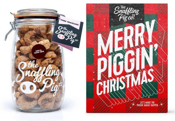 Merry Piggin Christmas